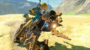 The-Motorcycle-Master-Cycle-Zero-of-link-zelda-breath-of-the-wild