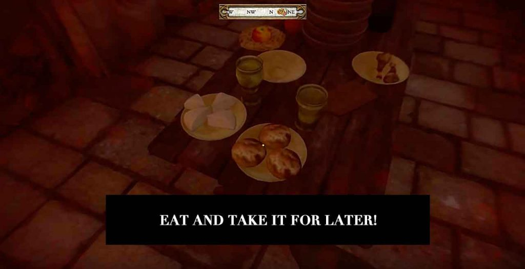 food-eat-Talmberg-kingdom-come-deliverance