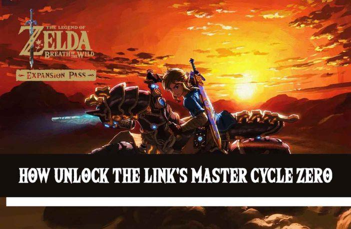 how-unlock-motorcycle-Master-Cycle-Zero-in-Zelda-Breath-of-the-Wild
