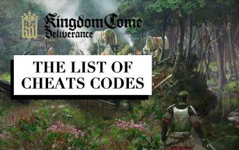 list-of-cheats-codes-kingdom-come-deliverance
