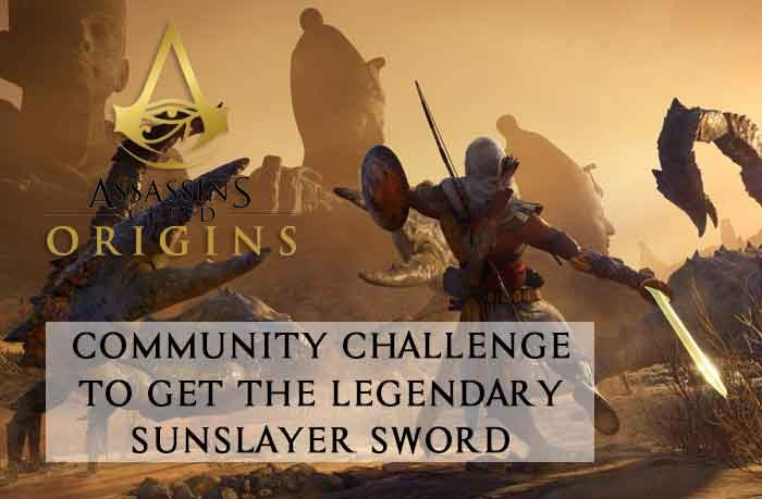 new-challenge-sunslayer-sword-assassins-creed-origins