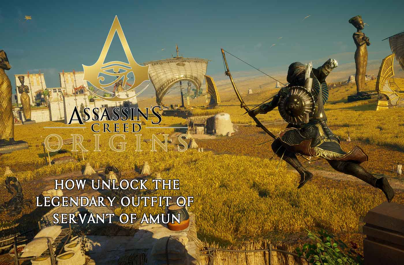 Assassin S Creed Origins 1 4 1 How To Get Unlock The New