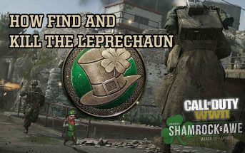 cod-ww2-find-and-kill-the-leprechaun-challenge