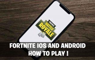 fortnite battle royale mobile for android