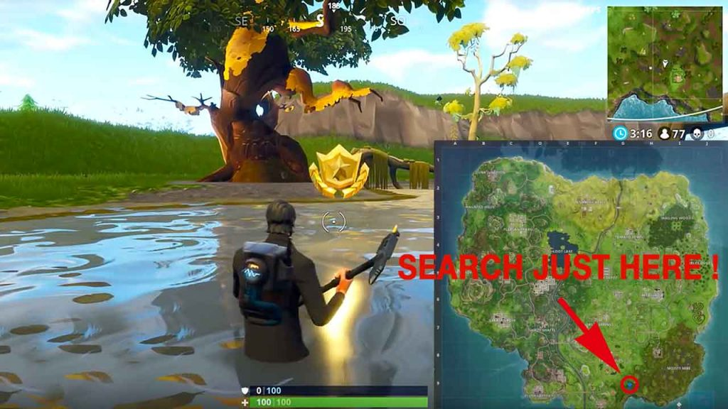 guide-challenge-search-between-vehicle-rock-and-circle-of-hedges-fortnite