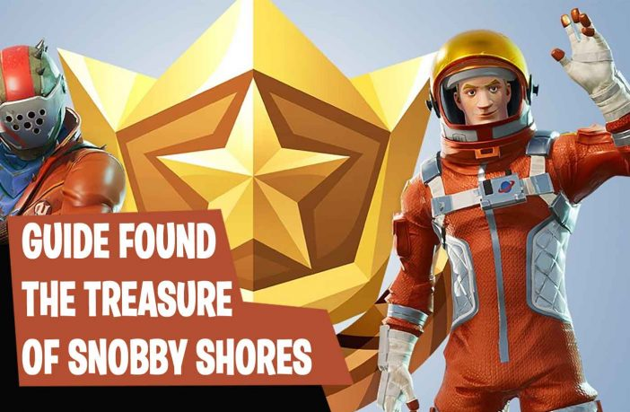 how-found-the-treasure-in-Snobby-Shores-fortnite