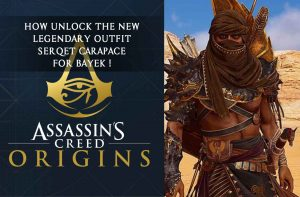 how-unlock-armor-of-serqet-carapace-assassins-creed-origins