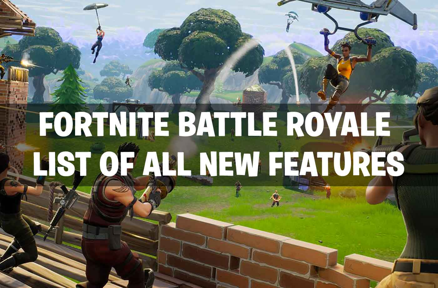 fortnite battle royale new weapons llamas and removal of the smoke grenade discover all info - fortnite vehicles list