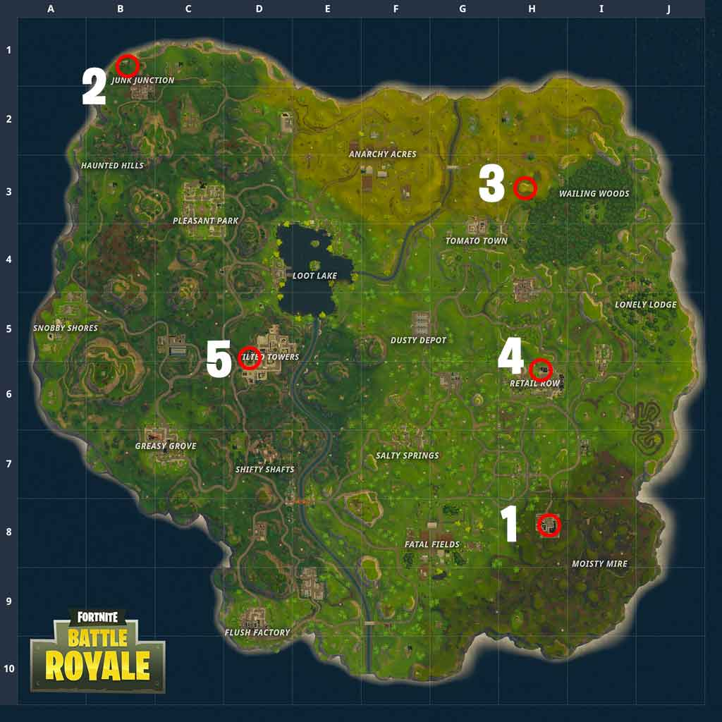 map-fortnite-all-locations-forbidden-dance-challenge
