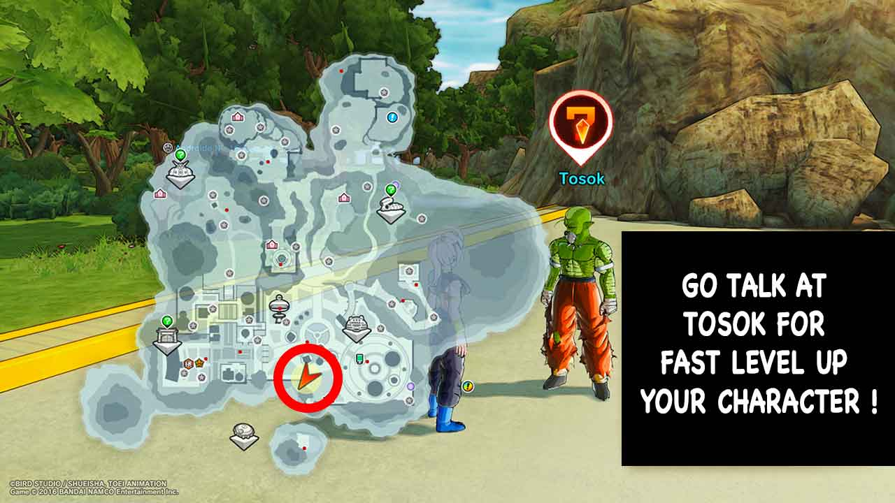Tip Dragon Ball Xenoverse 2 How To Quickly Increase The Level Of
