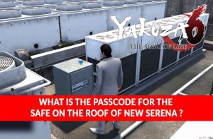 YAKUZA-6-how-find-safe-passecode-roof-of-new-serena