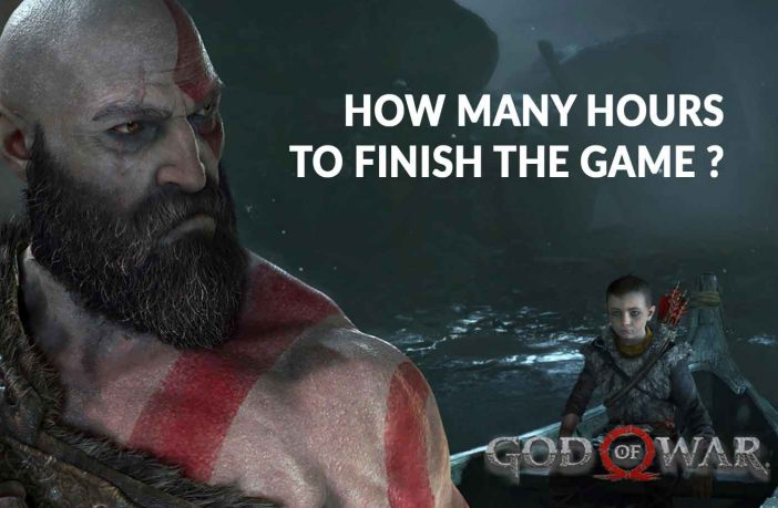 Wiki God of War PS4 : how long it takes to finish the game