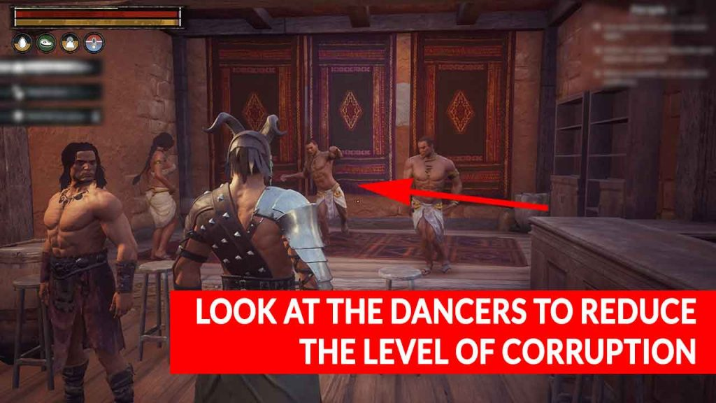 Conan Exiles how to cure / remove corruption and what it is for