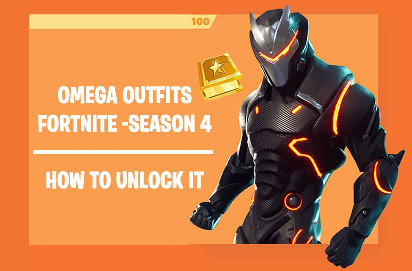Fortnite Season  How To Get The Omega Outfit And Unlock The  Tier Challenge