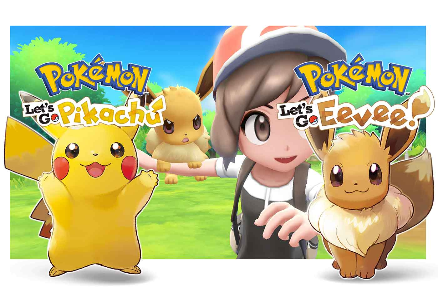 Let S Go Pikachu And Eevee Everything You Need To Know About