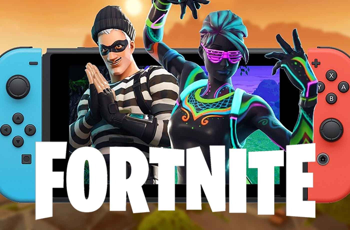 Fortnite Switch How Crossplay Works With Ps4 Xbox One Or Pc Players