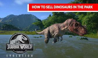 how-sell-dinosaurs-in-Jurassic-World-Evolution
