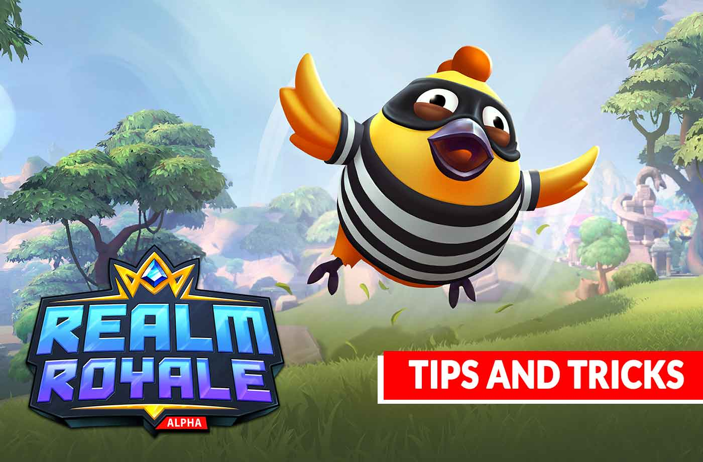 Realm Royale tips and tricks to win all your matchs | kill-the-game