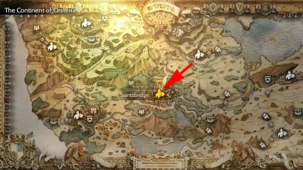 Guide Octopath Traveler How To Unlock The Bonus Dungeon And Fight