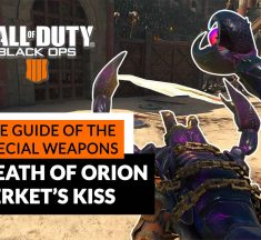 Guide Call of Duty Black Ops 4 How to Get The Death of Orion Weapon and Serket's Kiss in Zombies