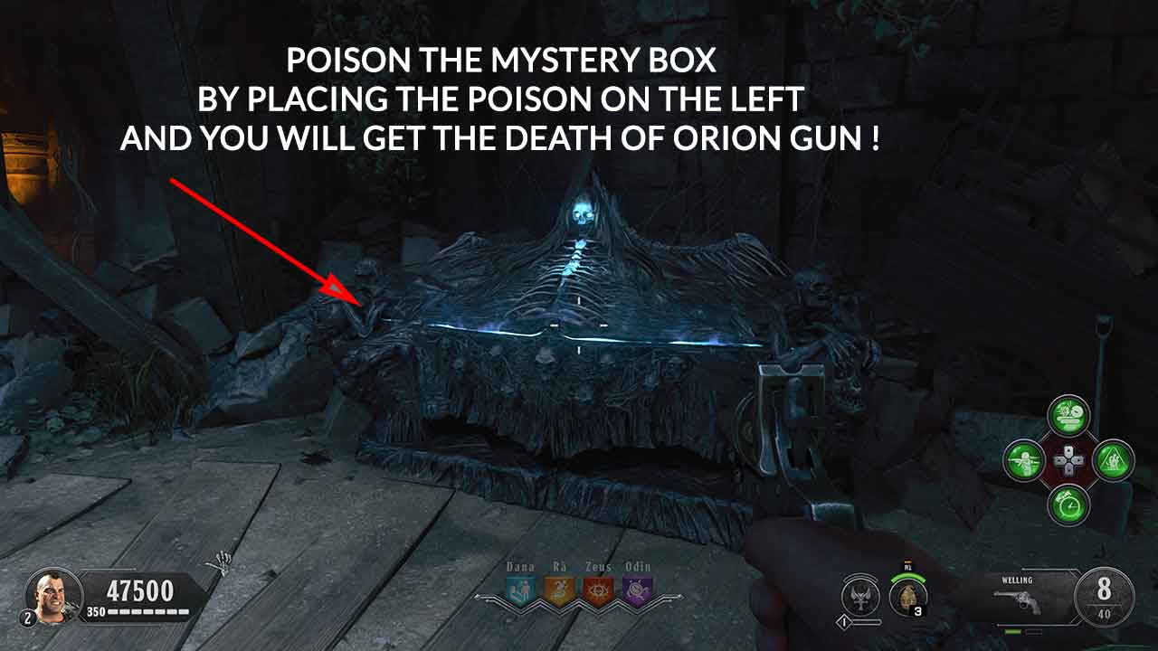 Guide Call of Duty Black Ops 4 How to Get The Death of Orion