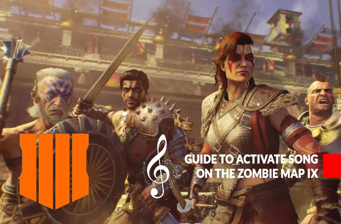 Call Of Duty Black Ops 4 How To Activate The Hidden Song Easter Egg On The Zombie Map Nine Ix Kill The Game