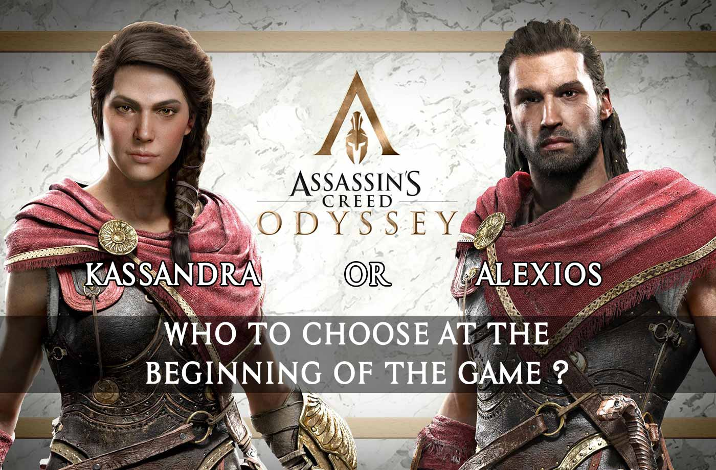 Wiki Assassin S Creed Odyssey Who To Choose At The Beginning Of