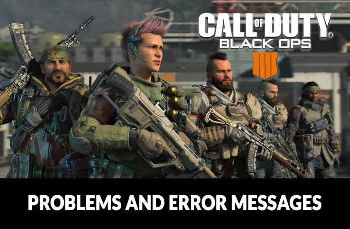 problems-servers-Cod-Black-Ops-4
