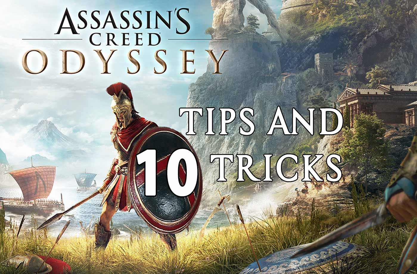 Guide Assassin S Creed Odyssey Tips And Tricks To Become A True Hero Of Ancient Greece Kill The Game