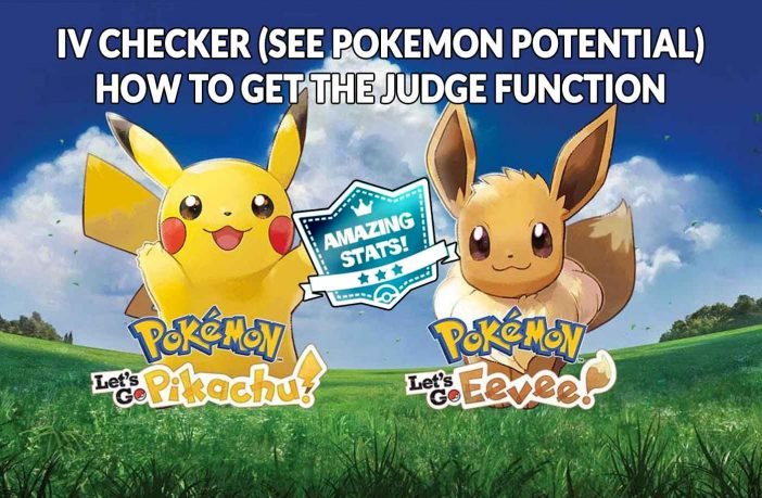 Pokemon-lets-Go-IV-Checker-unlock-judge-function