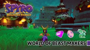 Spyro-Reignited-Trilogy-beast-makers-world-complete-guide