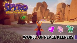 Spyro-Reignited-Trilogy-peace-keepers-world-complete-guide