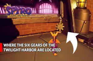Spyro-six-gears-twilight-harbor-location