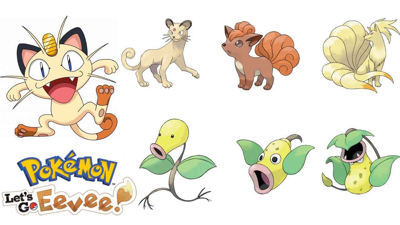 Pokemon Let's Go Pikachu or Eevee which version to choose ...