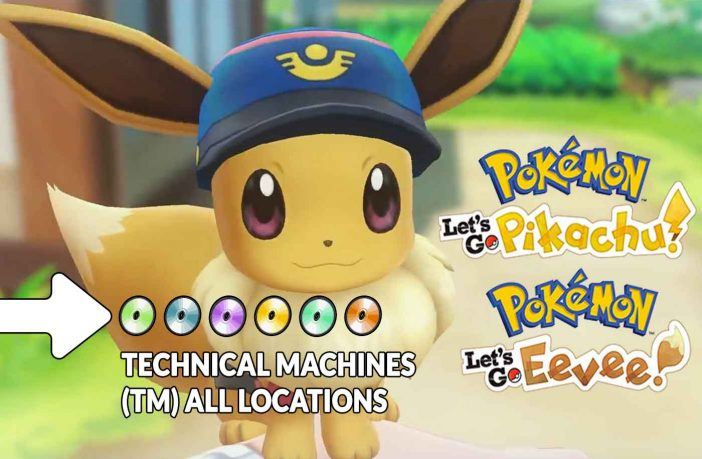 pokemon-lets-go-complete-guide-of-TM-technical-machines