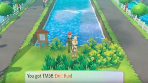 pokemon-lets-go-pikachu-and-eevee-TM-58-Drill-Run