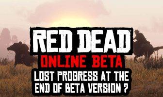 beta-red-dead-online-lose-progress-or-not