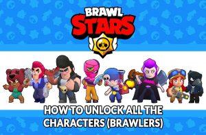 how-unlock-all-brawlers-in-brawl-stars