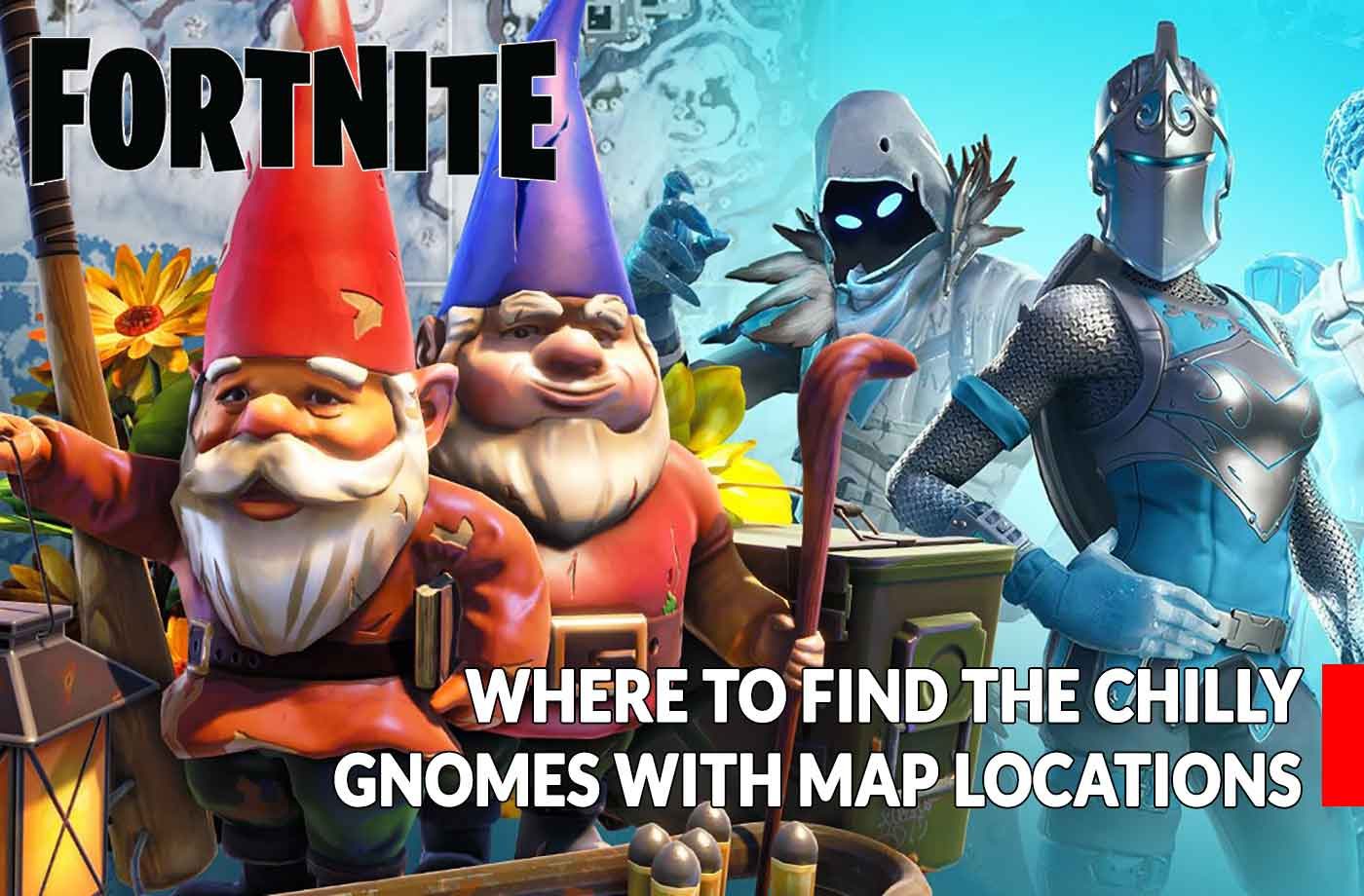 fortnite challenge week 6 season 7 where to find the chilly gnomes - viking village fortnite season 7