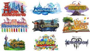 all-worlds-list-disney-pixar-in-kingdom-hearts-3