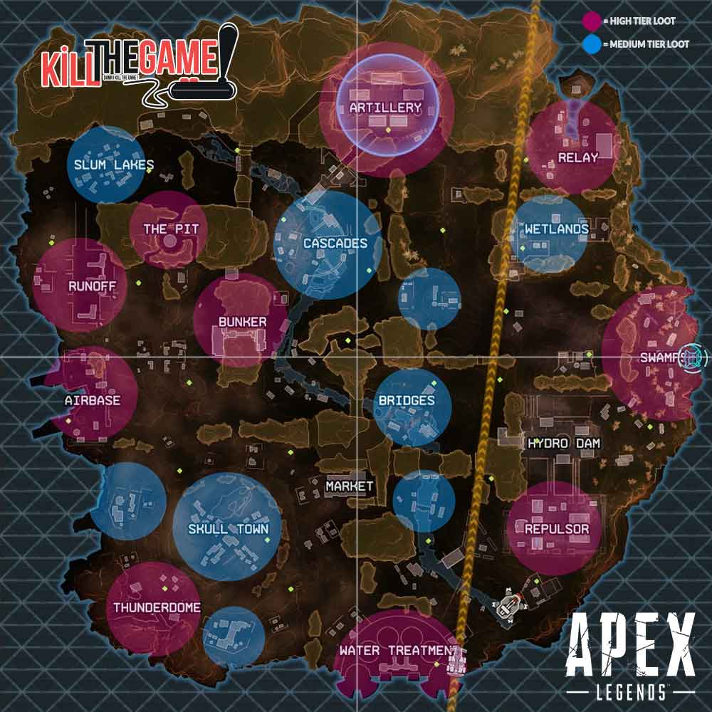 apex-legends-map-best-landing-spot-loot-Kings-Canyon