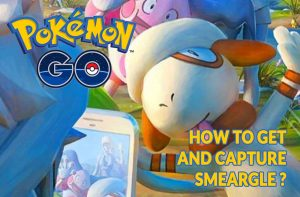 get-and-capture-Smeargle-guide-pokemon-go