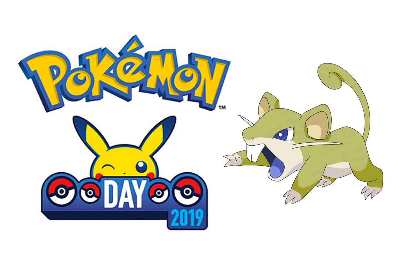Pokemon Go anniversary event to get Pidgey and Rattata shiny and