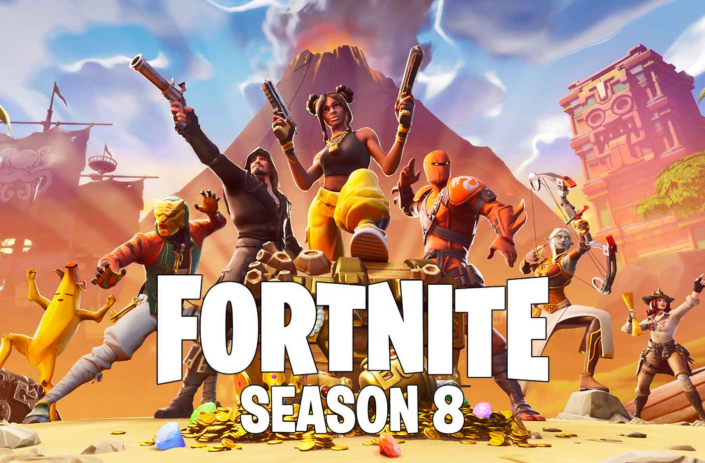new update of 2gb to 15gb for the launch of season 8 of fortnite what s new - 50 vs 50 fortnite xbox