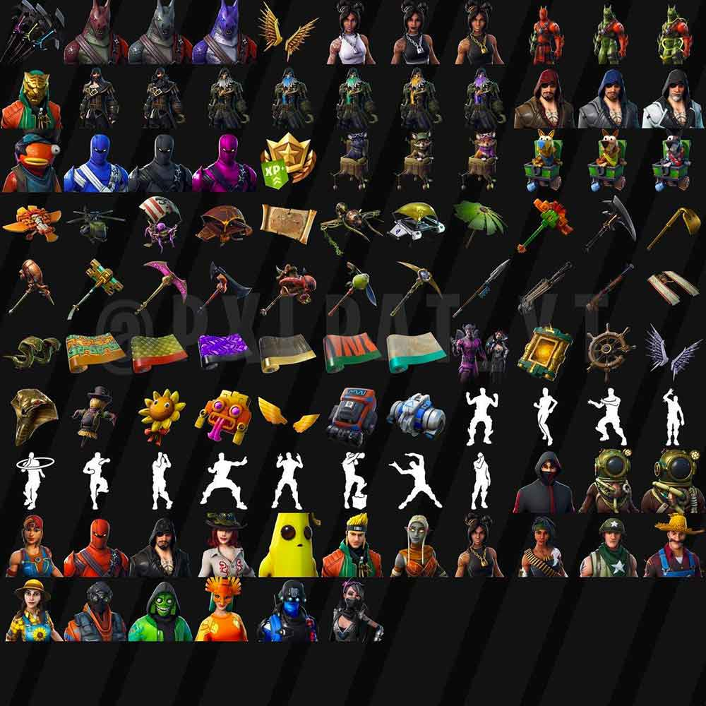 all-new-skins-and-items-fortnite-season-8
