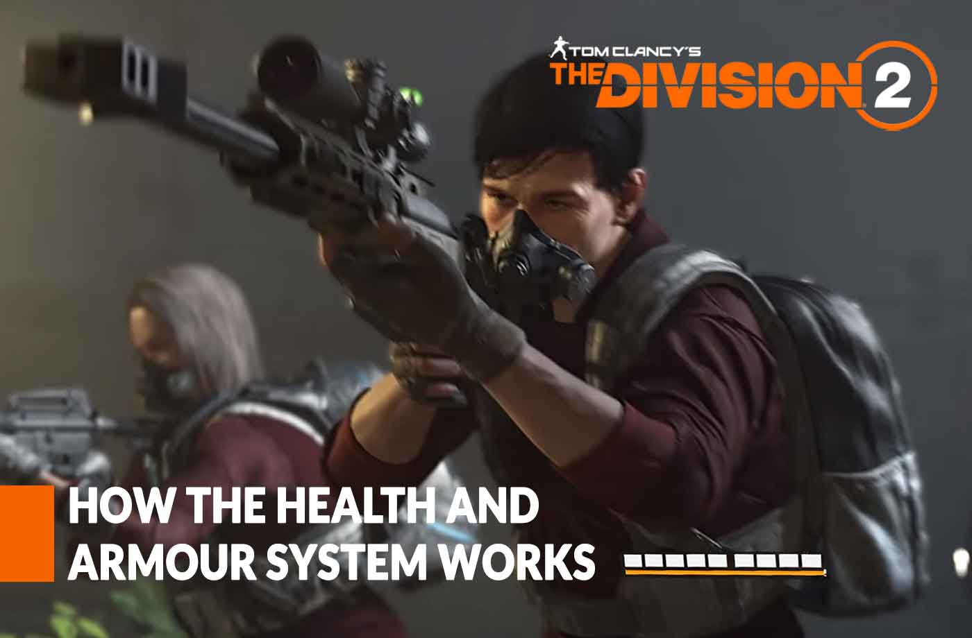 Wiki The Division 2 how to regain health points (heal your