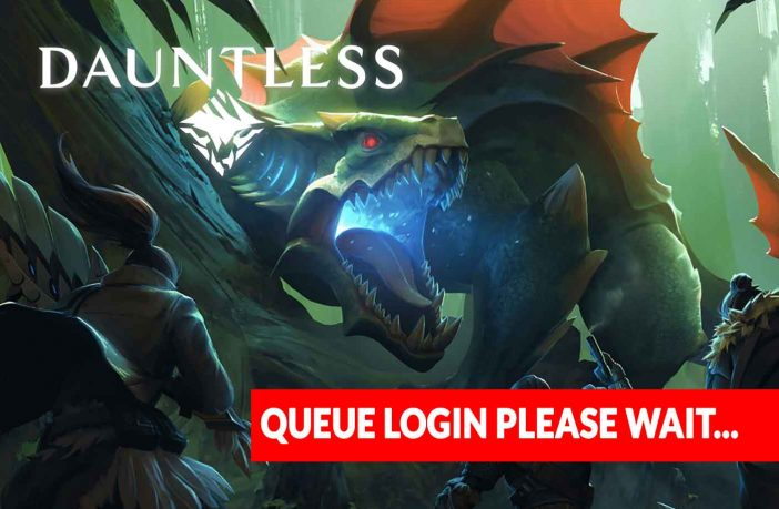 queue-login-dauntless-game