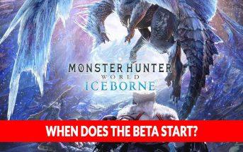 Monster-Hunter-World-Iceborne-beta-start-date-download
