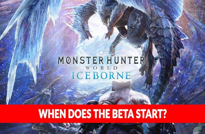 Monster-Hunter-World-Iceborne-beta-start-date-download