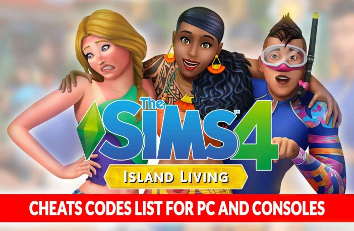all-cheats-codes-pc-and-console-sims-4-pack-island-living